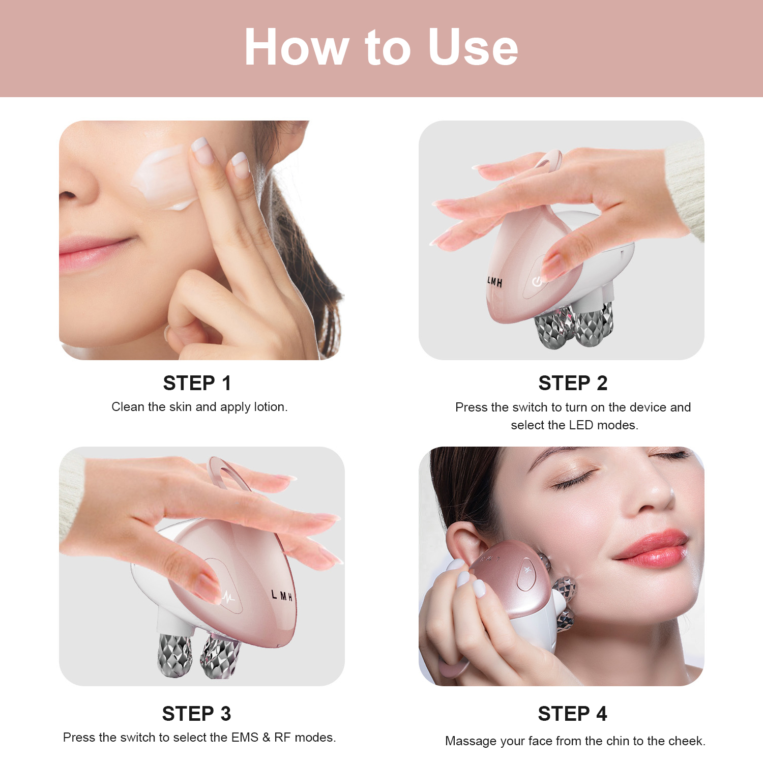 . easy to use facial massager home skin care (2)